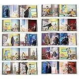 Mini Office Depot KPOP BTS Photobook, Kpop Bangtan Garçons BTS 2019 FESTA 6ème...