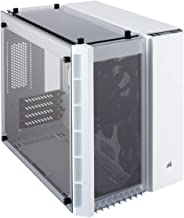 CORSAIR CRYSTAL 280X Micro-ATX Case, Tempered Glass - White - CC-9011136-WW