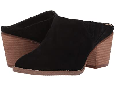 Blondo Norwich Waterproof (Black Suede) Women