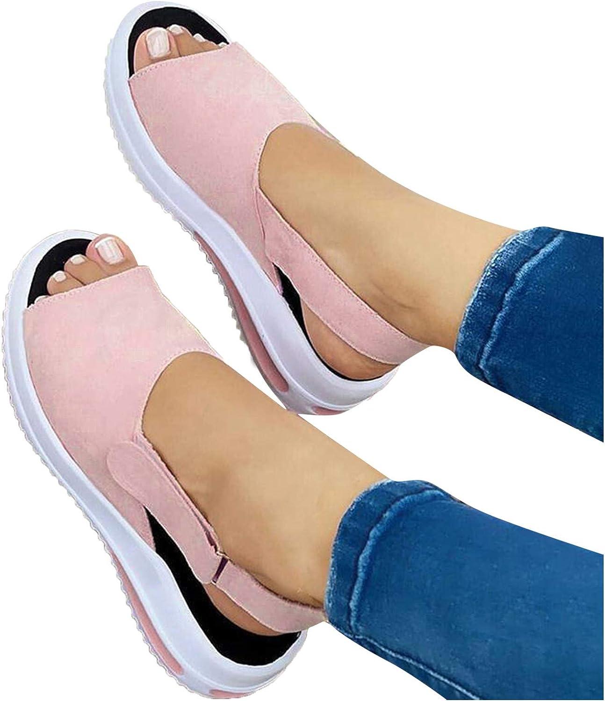 Masbird Sandals for Women Casual Women's Fashion Ladies Ranking Rare TOP6 Summer R