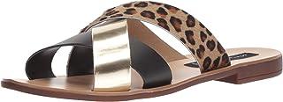 STEVEN by Steve Madden Womens SAIN01D1 Saina Multi Size:
