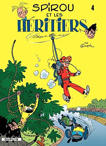 Spirou et Fantasio - Tome 4 - Spirou et les héritiers (French Edition)
