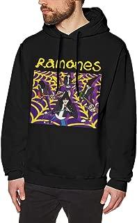 Men's Hooded Sweatshirt Ramones Greatest Hits Live Unique Original Style