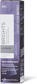 Ion Lavender Semi Permanent Hair Color Lavender
