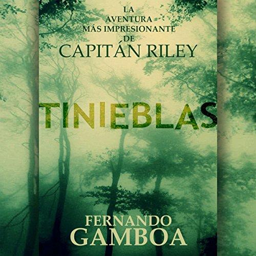Tinieblas [Darkness] audiobook cover art