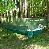 Hamac de camping extérieur avec hamac net, double et...