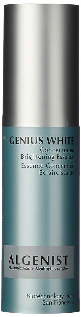 彼女年齢出発するアルゲニスト GENIUS WHITE Concentrated Whitening Essence ジーニアス ホワイト コンセントレイト ホワイトニング エッセンス 30ml/1oz