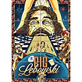 THE BIG LEBOWSKI THE DUDE GIANT PICTURE ART PRINT POSTER