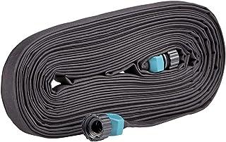 Gilmour Flat Weeper Soaker Hose, 25 Feet, Black (870251-1001)