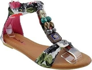 Best tribal beaded sandals Reviews
