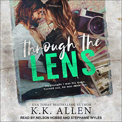 Through the Lens cover art
