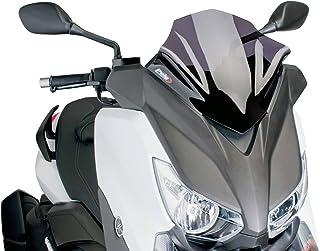 Windschild Puig V-Tech Sport dark smoke für Yamaha X-Max 125, 250
