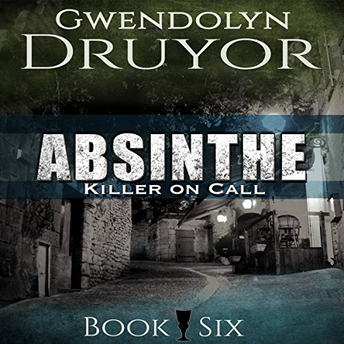 Absinthe audiobook cover art