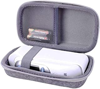 Aenllosi Hard Carrying Case for Braun Digital Ear Thermometer ThermoScan 7 IRT6520/ThermoScan 5 IRT6500