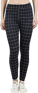 GRAPPLE DEALS Women's Winter Wear Warm Printed Fleece Leggings/Trouser/Pants (Any Color-1 Pcs)