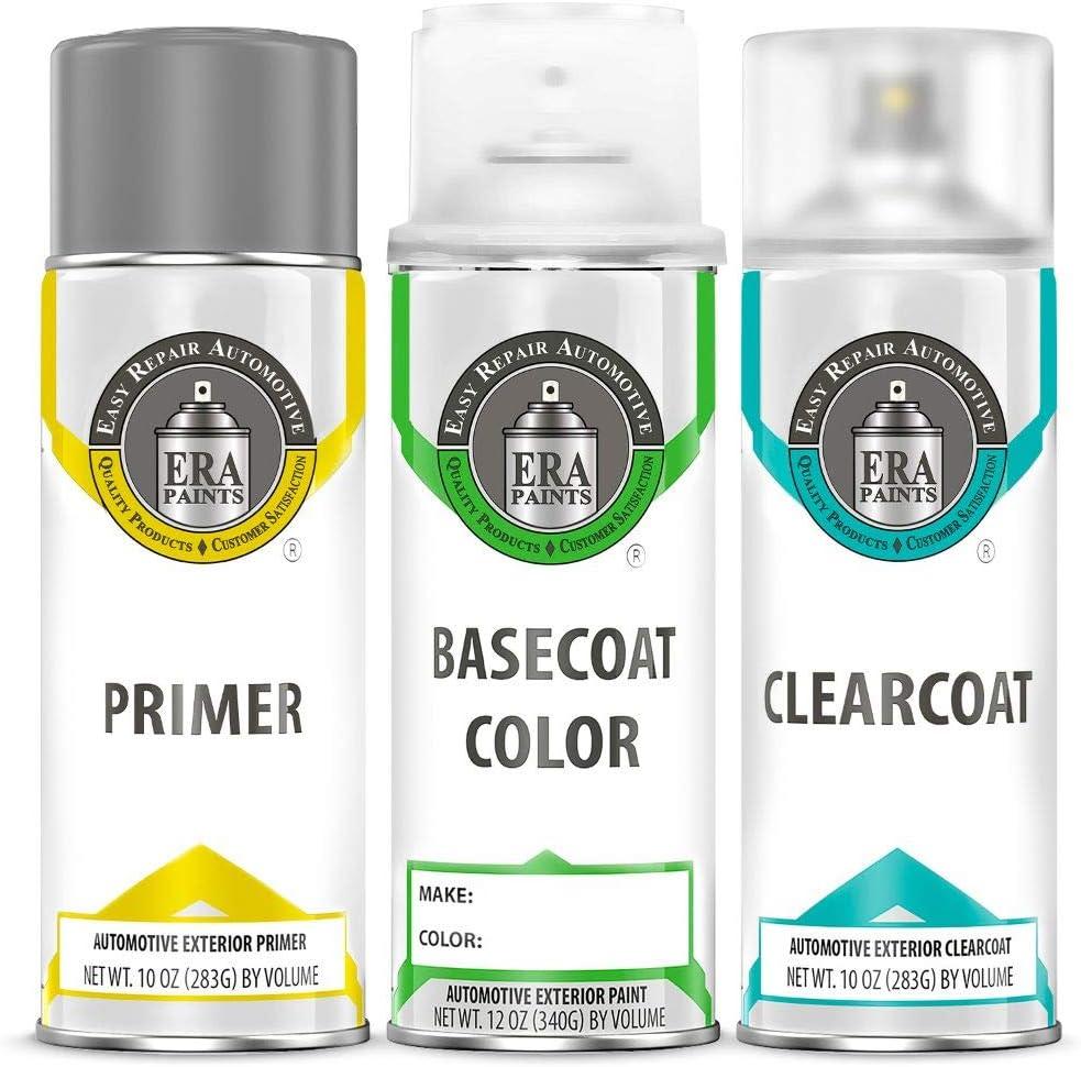 ERA Paints Automotive Max 88% sale OFF Touch Up Spray for 2008 xD Kit Paint Scion