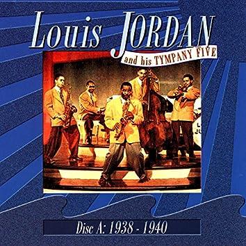 Disc A:  1938-1940