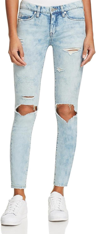 [BLANKNYC] Womens Acid Wash Classique Skinny Jeans