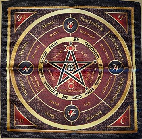 Der Altar der Göttin - Wicca-Magie