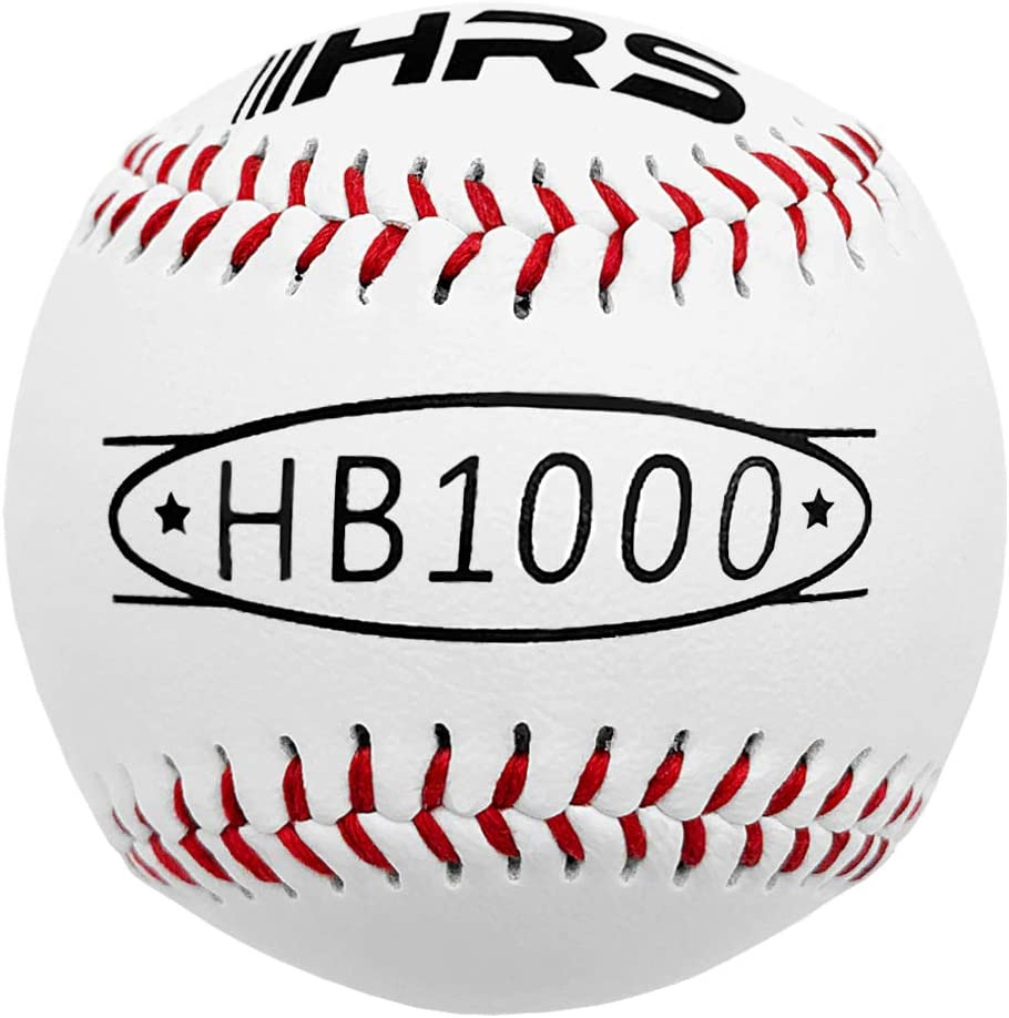 Practice Baseballs for Youth Baseball Players. Great for Batting