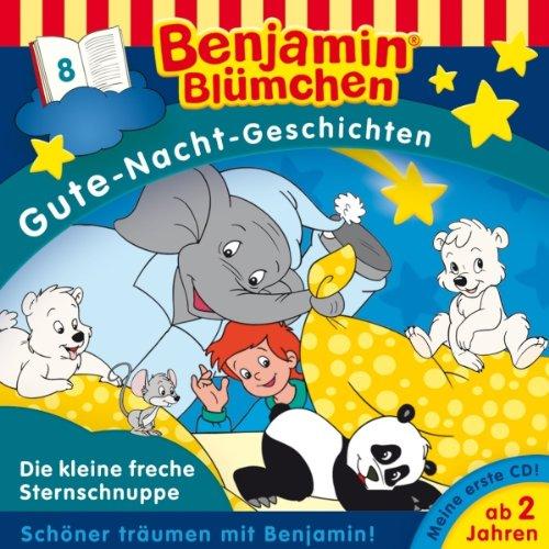 Die kleine freche Sternschnuppe audiobook cover art