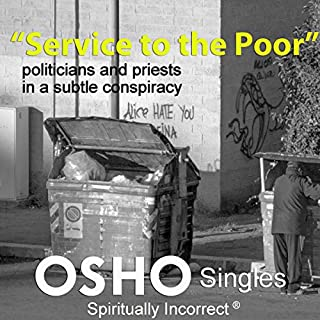 Service to the Poor audiobook cover art
