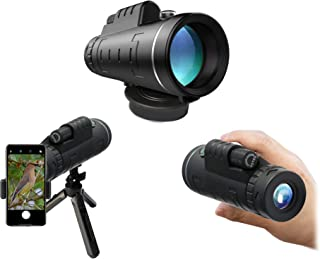 MonocularTelescope High-Power Compact Portable...