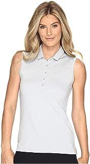 Women's Dri-Fit Icon Sleeveless Golf Polo