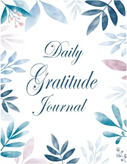 Daily Gratitude Journal: Daily Grateful Journal for Teenage Girls | Self Improvement and Motivational Journal to Help Cult...