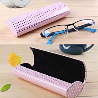 Bonarty Pu Leather Glasses Case Eye Sunglass Protector Holder Box Case Cover Storage