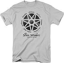 American Horror Story TV Horror Series Coven Seven Wonders Camiseta para adulto