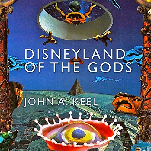 Disneyland of the Gods audiobook cover art