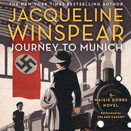 Journey to Munich audiobook cover art