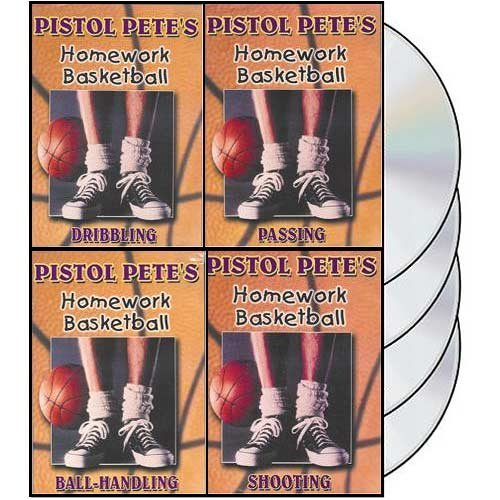 Espn maravich homework basketbal 5 dvd how to cite book pages in apa