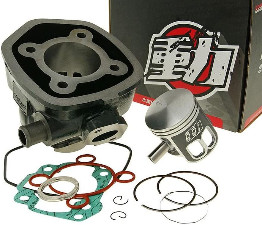 Zylinder Kit Naraku 70ccm Für Yamaha Aerox 50 99 03 Auto