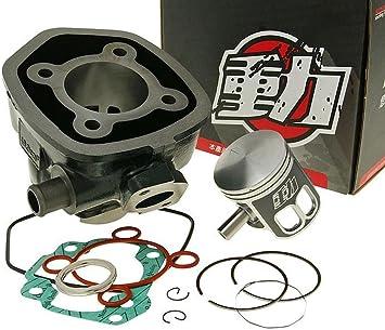 Zylinder Kit Naraku 70ccm Für Mbk Nitro 50 98 Auto
