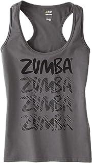 Zumba Wear Sleeveless Top For Women