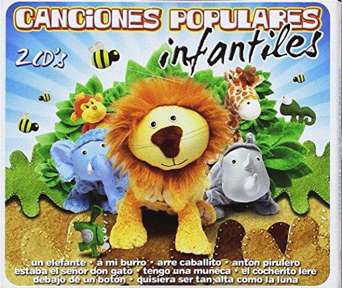 Canciones Populares Infantiles 2cd