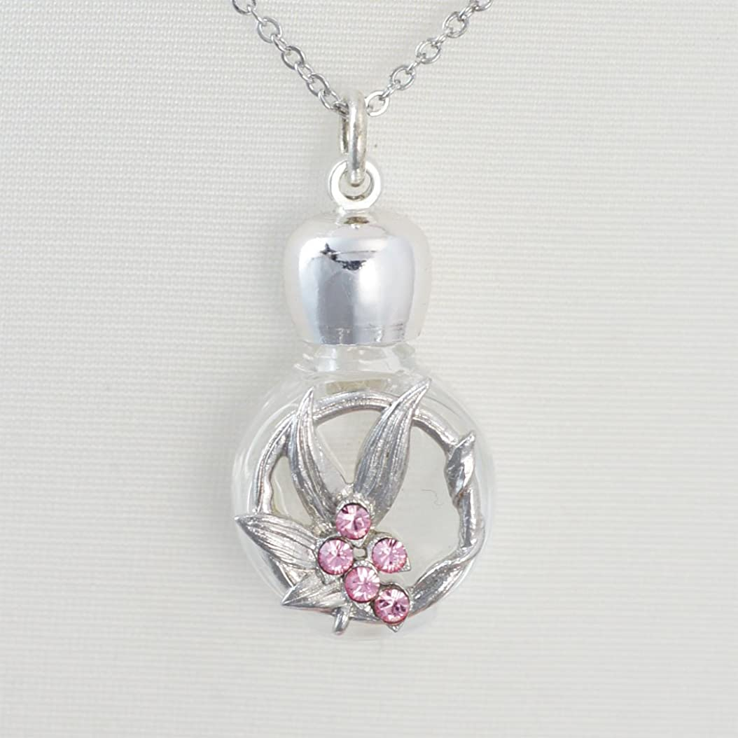スポットクリスチャンエゴマニア【天使の小瓶】 月桃ピンク