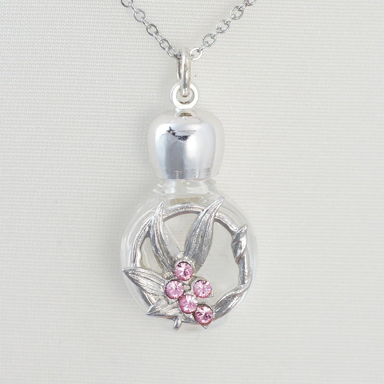 月ズーム上昇【天使の小瓶】 月桃ピンク