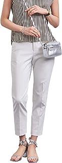 (ユナイテッドアローズ) UBCB ドビー スリムパンツ WHITE 15141470391