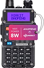 Mirkit Radio Baofeng UV-5R MK5 8W MP Max Power 2020 1800 mAh Li-Ion Battery Pack, Baofengradio corp.