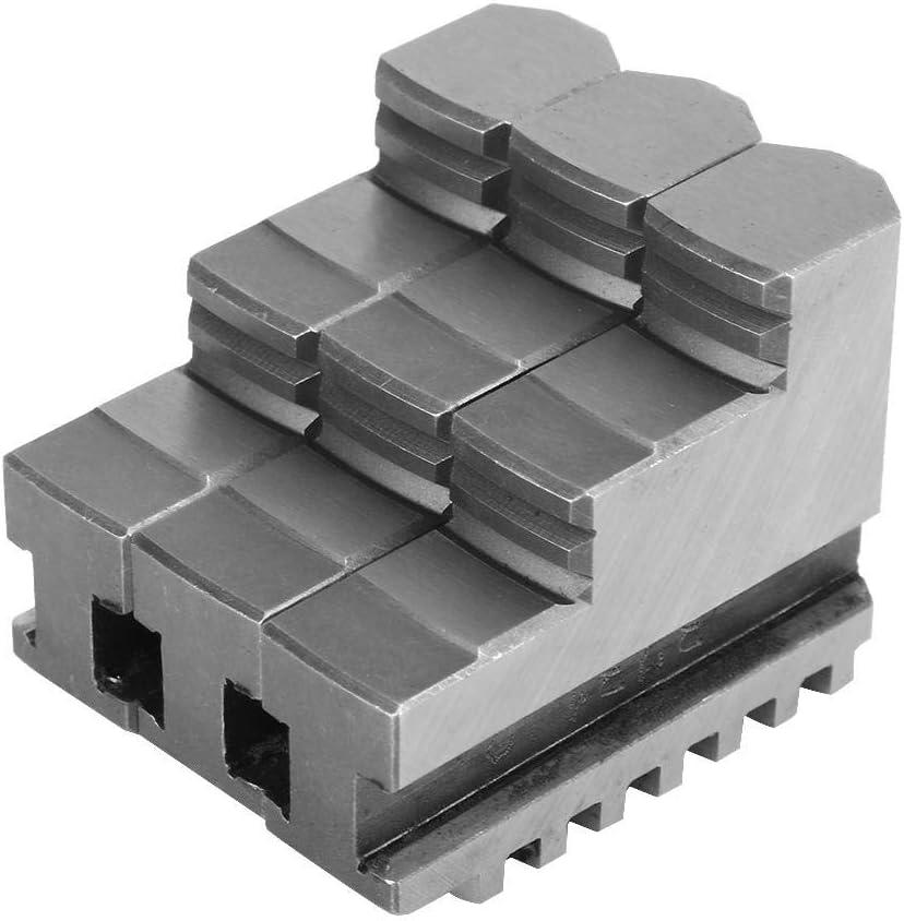 3Pcs K11-160 Internal Jaw 20CrMnTi Chuck CNC Max 41% High quality new OFF Mach Self Centering