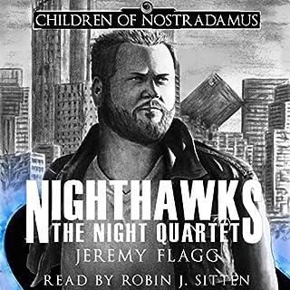 Nighthawks audiobook cover art