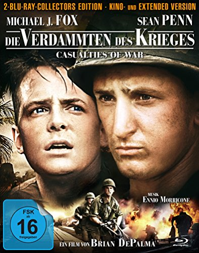 Die Verdammten des Krieges (Casualties of War - Extended Edition) [Blu-ray] [Collector's Edition]