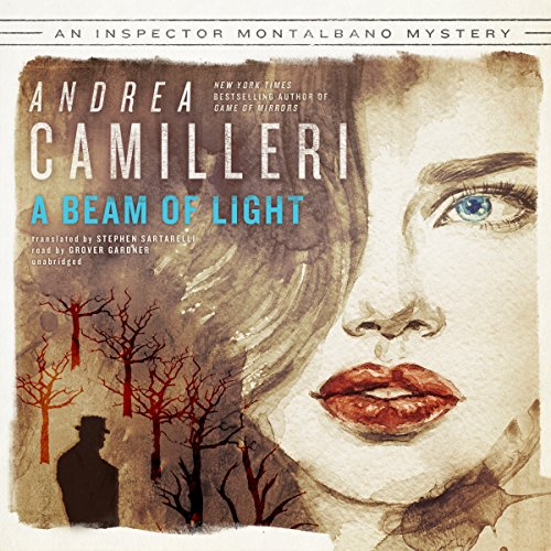 A Beam of Light audiobook cover art