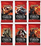 Magic the Gathering Cards - Khans of Tarkir - Booster Packs (6 Pack Lot)