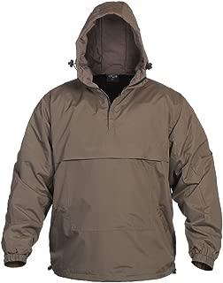 Mil-Tec Combat Summer Anorak Weather Jacket (Large, Olive Drab)