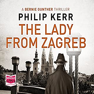 The Lady from Zagreb cover art