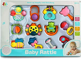Baby New Born Toy Set 12 in 1